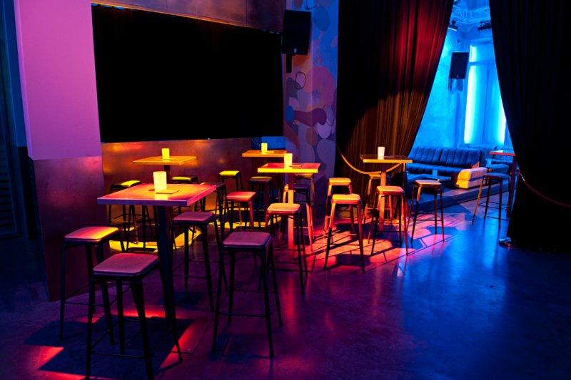 Feiern mit BELLAN Catering im Club Standesamt in Dresden