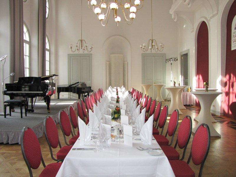 Mit BELLAN Catering im Festsaal des Coselpalais Dresden