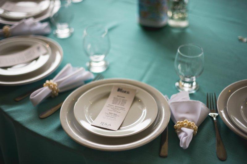 Tischdekoration von BELLAN Catering Dresden