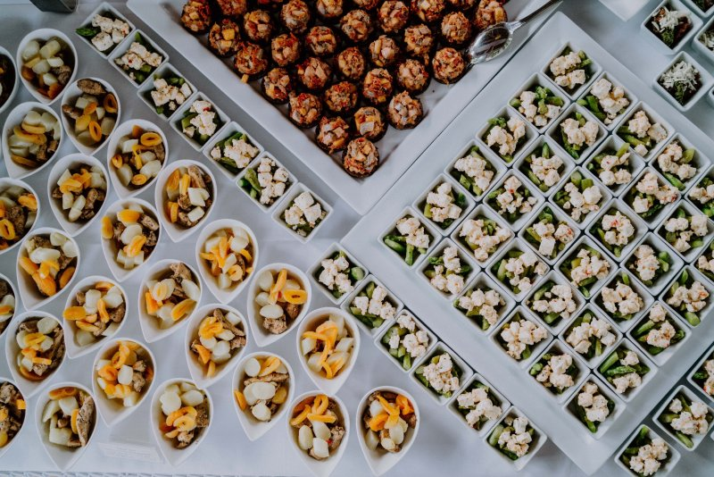 Fingerfood Buffet BELLAN Catering Dresden