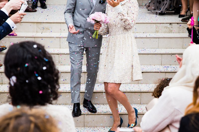 BELLAN Catering richtet Hochzeit aus