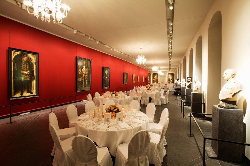 Catering mit BELLAN im Residenzschloss