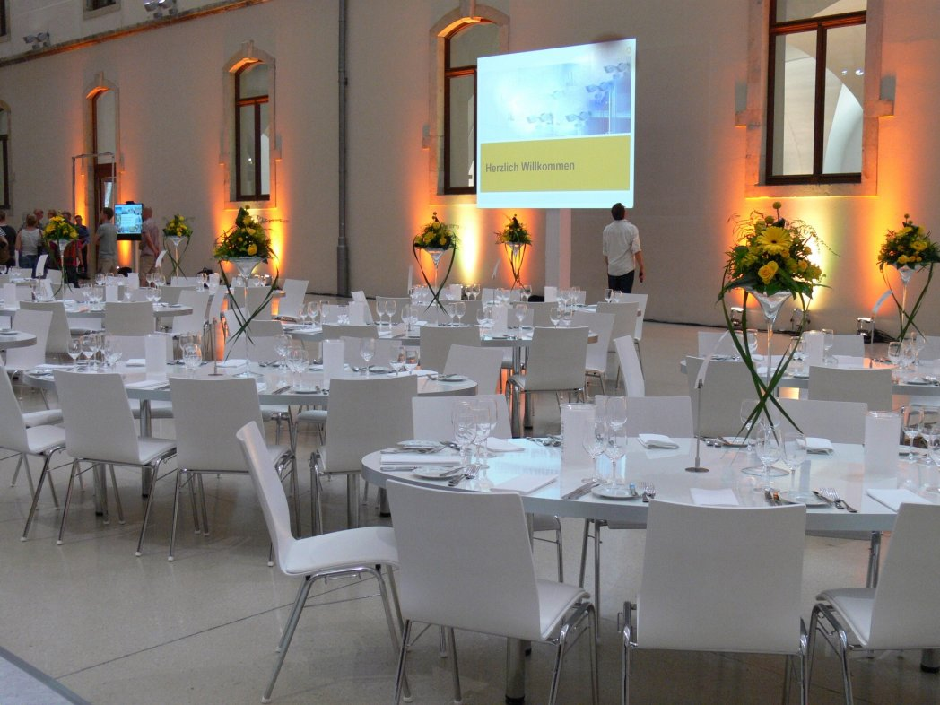 Firmenevent der Commerzbank Dresden BELLAN Catering